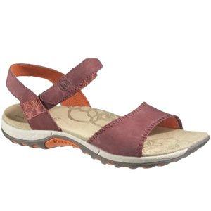 Women's Merrell Hibiscus Sport Sandal col port 8